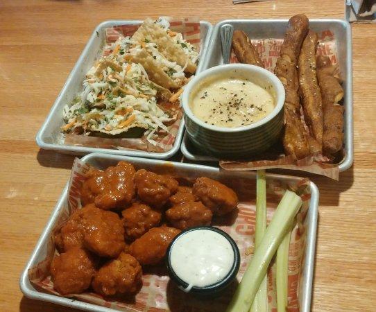 Applebee's: Appetizers!