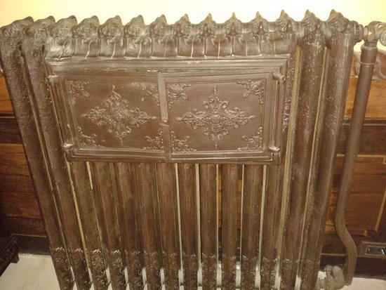Il palazzo del Bali: radiatore termosifoni