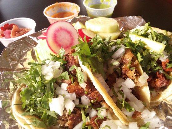 Jessup, Мэриленд: Taco al Pastor, Taco de Carnitas