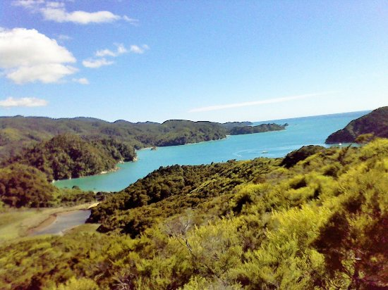 ScenicNZ Abel Tasman