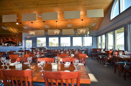 Great Southport Restaurant Review Of Olivers On The Cape Fear