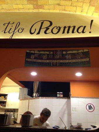 Core de Roma: Cucina