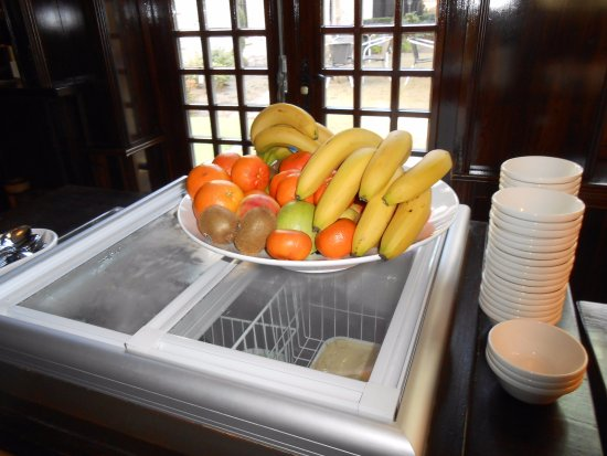 A Wonderful Selection Of Fresh Fruit Picture Of Preston Palace