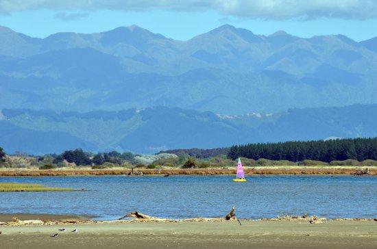 Celtic Motel: Manawatu Estuary (8km - 10 minute drive)
