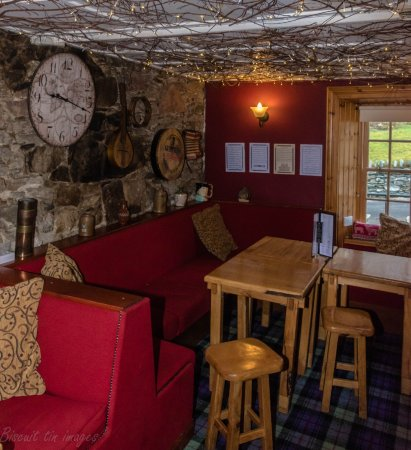 Loch Eck, UK: snug