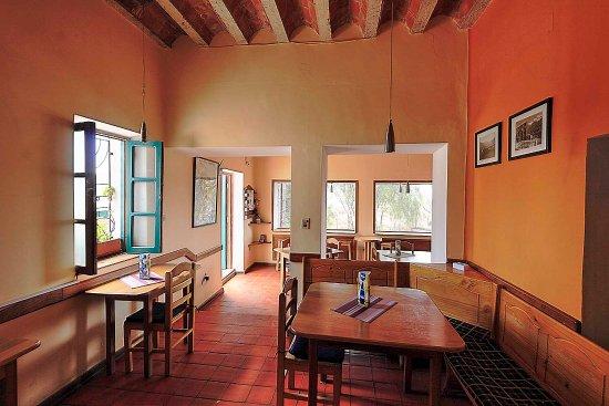 CAFE GOURMET MIRADOR: Interior del Cafe Mirador