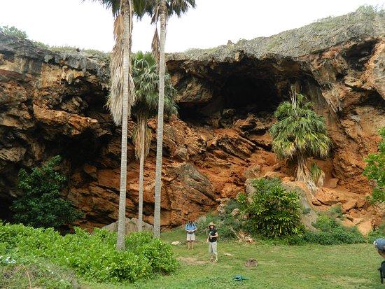 Kalaheo, Hawái: Makauwahi Cave