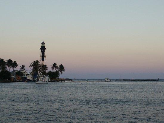 Hillsboro Beach, FL: Hillsboro Lighthouse Inlet