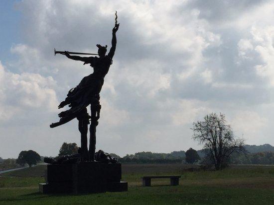 Геттисбургский национальный военный парк: Gettysburg National Military Park - Arkansas Memorial