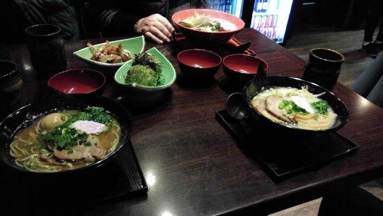 Best Ramen Restaurant Main Street Vancouver