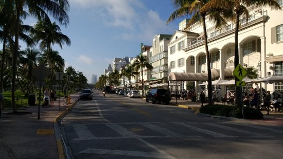 Crescent Resort On South Beach: Ocean Avenue