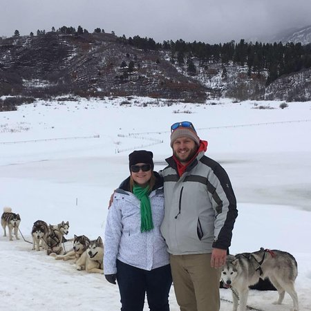 Pagosa Dogsled Adventures: Just getting back from our adventure!