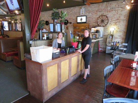 Restaurant hostess stand pixshark images