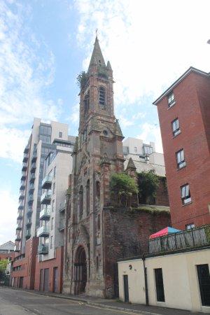 St. Joseph's Catholic Church : Street view.