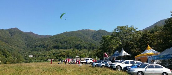 Mirae Aero Sport Paragliding