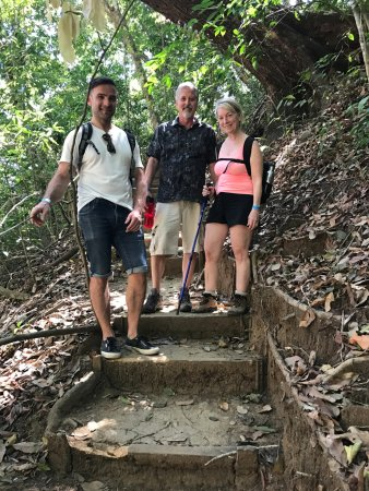 Montezuma, Costa Rica: We hope you and your family are doing great Carlos! Say Hi to your abuelo.Bob & Susan Bowman
