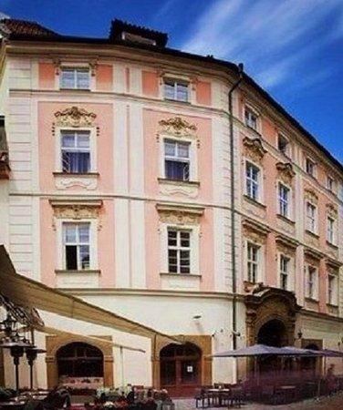 Palac U Kocku: Hôtel PALAC ù KOCKù. Vieille ville Prague.