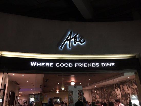 Abe: Entrance Logo