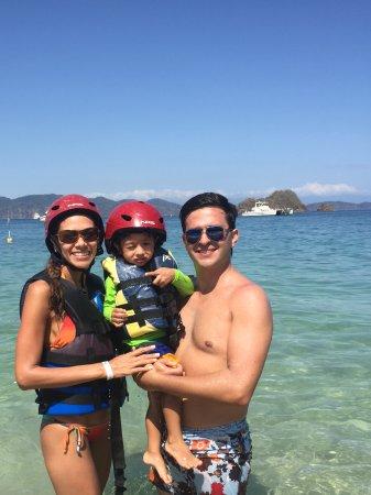 Herradura, كوستاريكا: After the banana tour