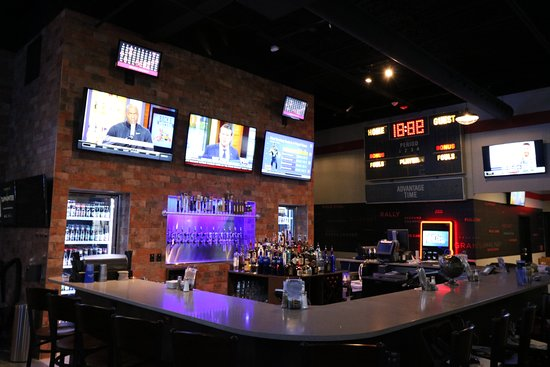 McPherson, KS: Biggest & best bar in town.