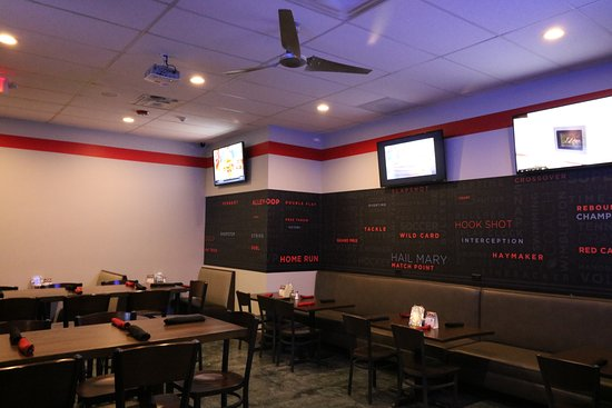 McPherson, KS: 42 seat private party room.