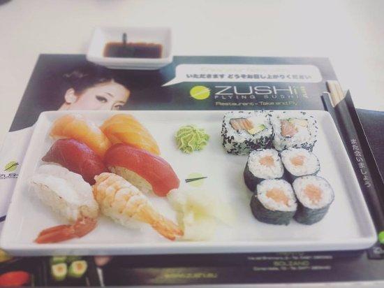ZUSHi Air: ランチセット