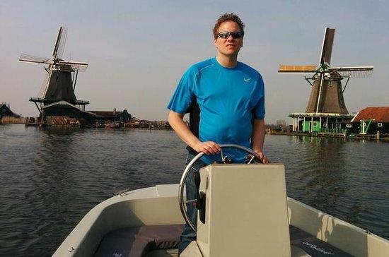 Privat flodkryssning i Zaandam och ...