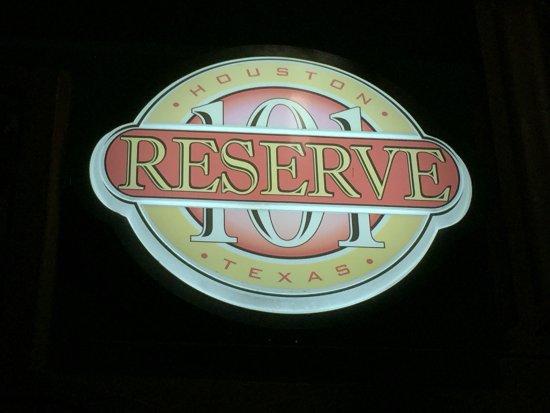 Reserve 101