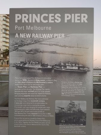 Port Phillip, Australia: Some of the history on display