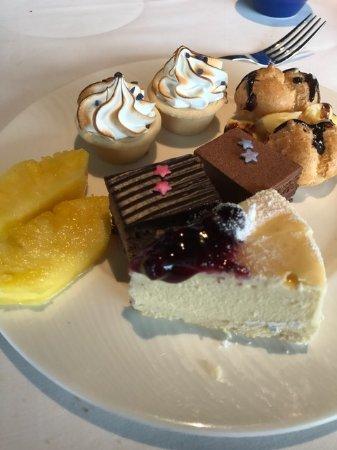 average dessert