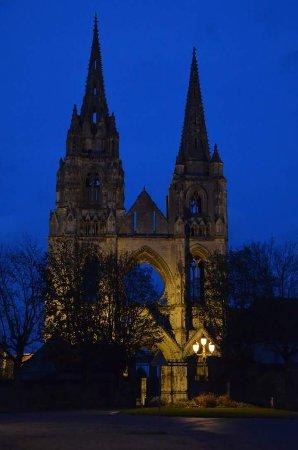 Soissons, Frankrijk: Abbaye Saint-Jean-des-Vignes