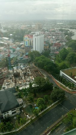 Pullman Kuching: Room with View