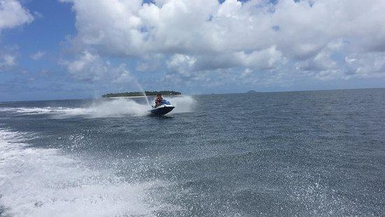 Viti Levu, Fiji: 45 mph+