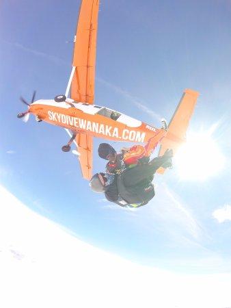 Skydive Wanaka: 超讚的體驗