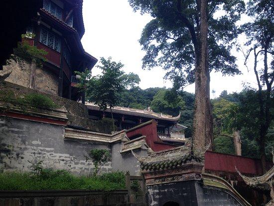 Dujiangyan, China: Palace
