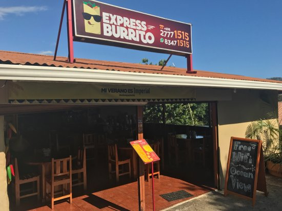 Image result for Express Burrito puntarenas