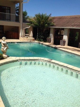 Somerset East, Sudáfrica: De tuin en dichtbij het bijzondere Kai Kai, vraag ernaar !