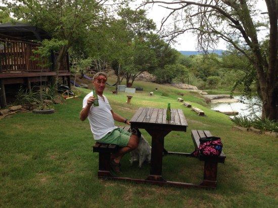Somerset East, Sydafrika: De tuin en dichtbij het bijzondere Kai Kai, vraag ernaar !