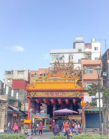 Hezhong Temple