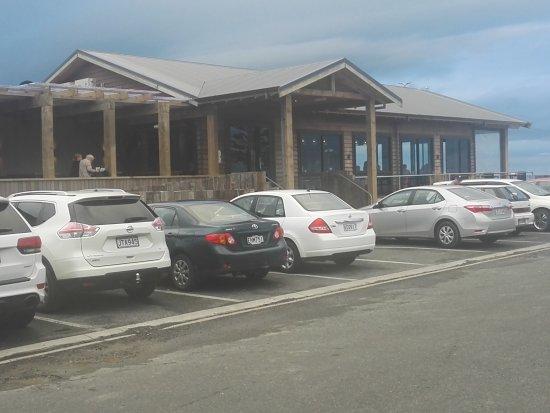 Waihi Beach, Selandia Baru: Flatwhite