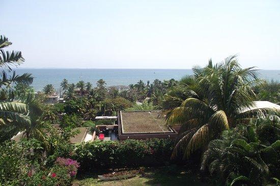 Ambatoloaka, มาดากัสการ์: vue terrasse
