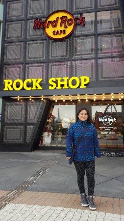 Hard Rock Cafe Universal Citywalk Osaka Photo