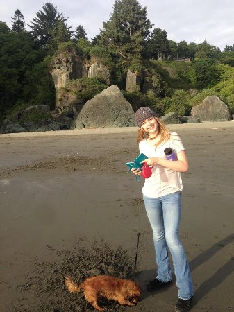 McKinleyville, Kalifornien: Moonstone Beach