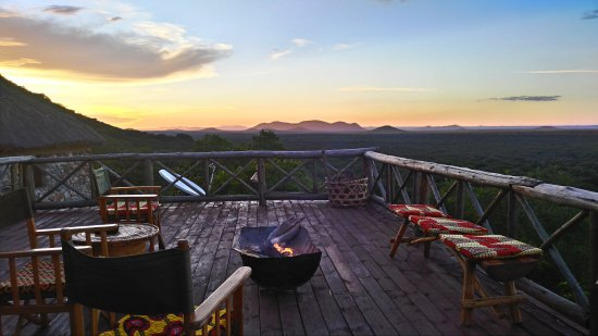 Ruaha Hilltop Lodge