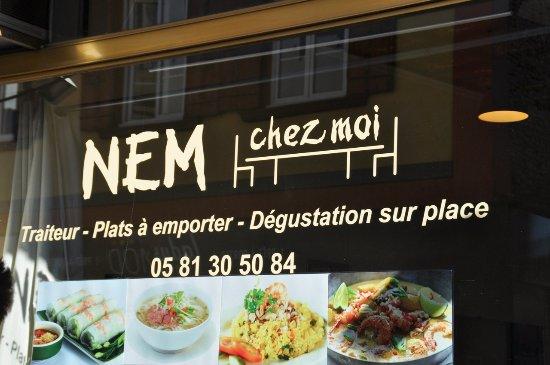 Exterior Nems Chez Moi