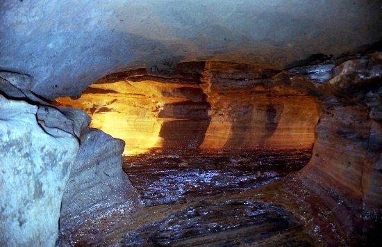 Gronligrotta Cave