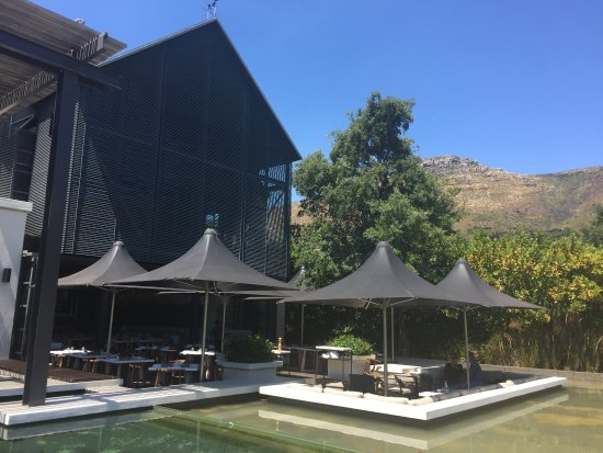 Tokai, South Africa: Steenberg 1682