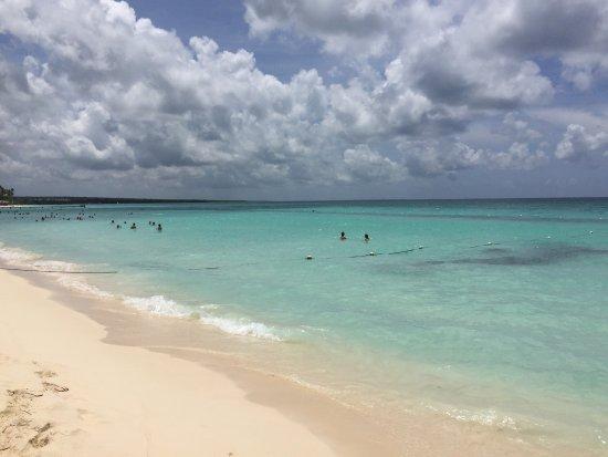 Bayahíbe, República Dominicana: Spiaggia pubblica Bayahibe