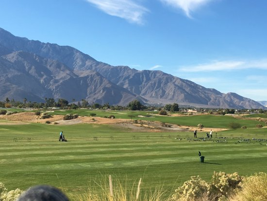 Cathedral City, Kalifornia: Cimarron driving range