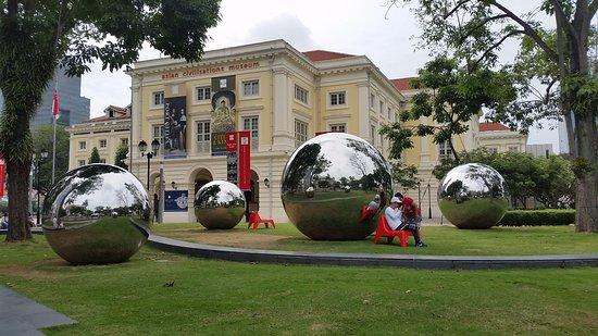 Museo de las Civilizaciones Asiáticas: Музей цивилизаций Азии